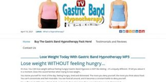 Gastric Band Hypnosis MP3 - SALE ON!!