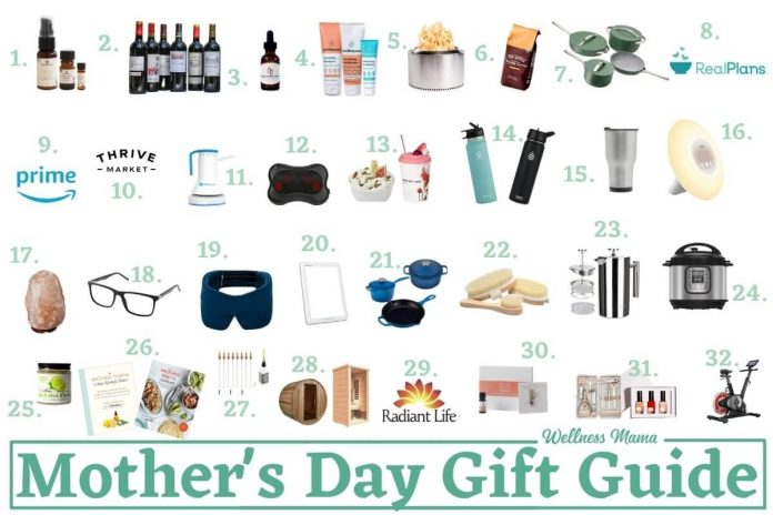 My Best Gift Ideas for Mom on Mother's Day