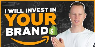 I Will Invest In Your Ecommerce Business (Amazon FBA/Shopify)