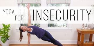 Yoga For Insecurity  |  Yoga With Adriene