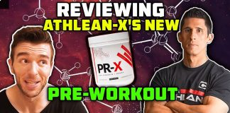 Reviewing Athlean-X's New Pre-Workout