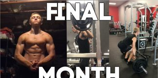 Athlean-x Total Beast Month 3 Physique and Strength Update!