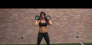 ATHLEAN X INFERNO WORKOUT Week 3   Day 2   Black Widow Burst Workout
