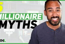 5 Millionaire Myths Keeping You Poor
