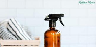 DIY Natural Glass Cleaner Recipe