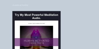 Try My Most Powerful Meditation Audio