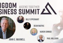 Kingdom Business Summit Welcomes John C. Maxwell