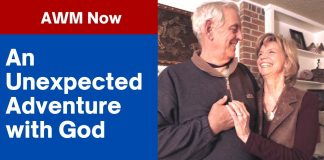 AWM Now: It's Never Too Late to Discover a New Calling from God