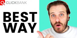 [Watch This] Best Ways To Promote Clickbank Products (Super Easy Step-By-Step)