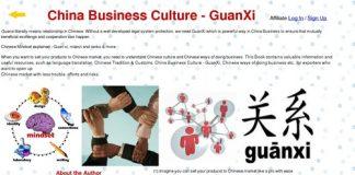 China Business Culture - GuanXi