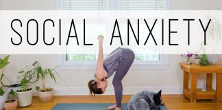 Yoga For Social Anxiety     Yoga With Adriene