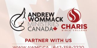Become a Grace Partner with Andrew Wommack Ministries Canada!