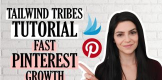 Tailwind Tribes Strategy to BLOW UP your Pinterest Traffic