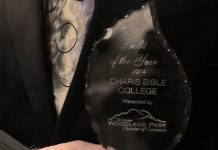 Andrew Wommack Ministries Video Newsletter - July 2015 - Charis Non-Profit of the Year Award