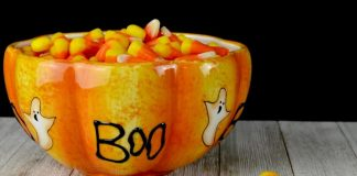 Healthy Candy for Halloween Trick-or-Treating